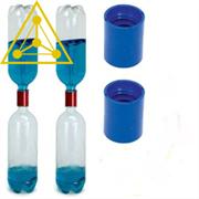 Водоворот или Торнадо в бутылке (переходник)
